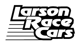 Larson Race Cars - Serious race cars, serious performance!